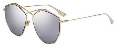 Dior DIOR STELLAIRE 4 GOLD/SILVER 59/16/145 women Sunglasses (Dior Sonnenbrille Silber)