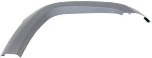 (Crash Parts Plus Front, Right Side Thermoplastic Fender Flares for 05-06 Jeep Liberty CH1269113)