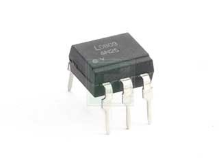 LITE-ON 4N25 Single Channel 30 V 2500 Vrms Transistor Output Optocoupler Through Hole -DIP-6 - 100 item(s) by Lite-On