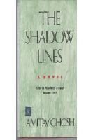 book cover of The Shadow Lines