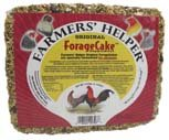 Original Forage Cake for Chickens [Set of 2] Size: 40 Ounces
