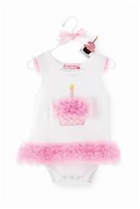 mud pie 1st birthday dress - 9