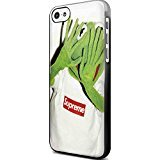Kermit Supreme Hipster for Iphone and Samsung Galaxy Case (iPhone 5C black) (Canada Customs Duties And Taxes On Imports)