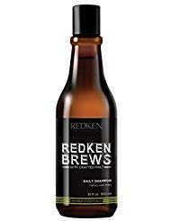 Redken Brews Daily Shampoo for Men, 10 Ounce