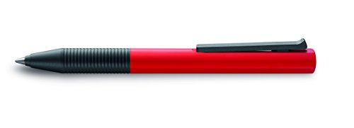 LAMY Red Tipo Rollerball Pen with Black Ink (L337RD)
