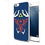 Price comparison product image Legend of Zelda Hylian Shield For iPhone 6 Plus / 6s Plus White Case
