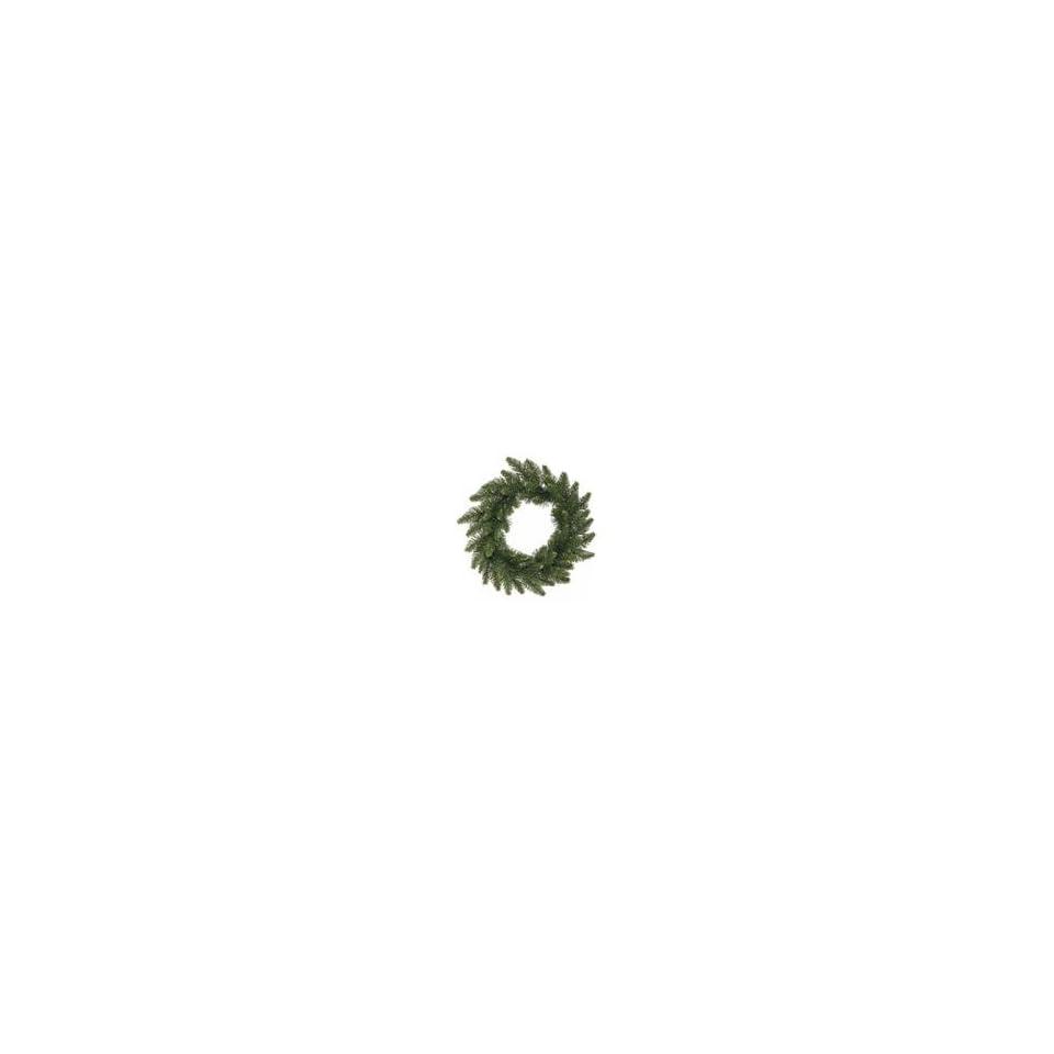 16 Camdon Fir Artificial Christmas Wreath   Unlit