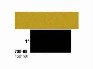 3M Scotchcal 73099 Premium Cast Vinyl Film Coated Single Striping Tape, 150' Length x 1