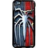 Amazing Spiderman 2 Case / Color Black Plastic / Device iPod Touch 6