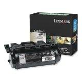 Lexmark Genuine Brand Name, OEM 64015SA Black Return Program Laser Toner Cartridge (6K YLD) for T640, T640n, T642, T642n, T644, T644n Printers