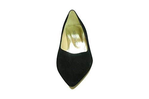 Noir Fausto Di Moda Femme Pour Escarpins qw8SO0x7