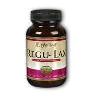 Regu-Lax Laxative, 250 tabs by Life Time Nutritional Specialties (Pack of 3)