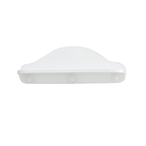 Italbaby 070.4200-0280 White Fiocco Gray Shelf-Hangers Multi Colour