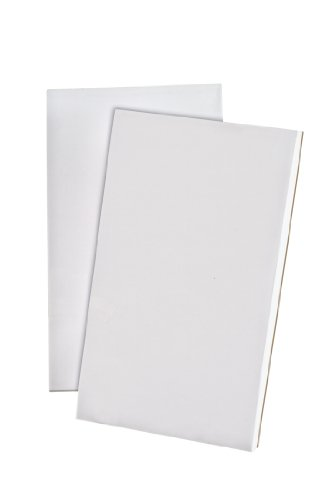 Ampad Scratch Pad, Size 3 x 5, White Paper, No Ruling, 100 Sheets per Pad (21-430), Pack of - Memo Ampad Sheets
