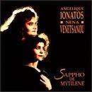 Angelique Ionatos//Sappho De Mytilene