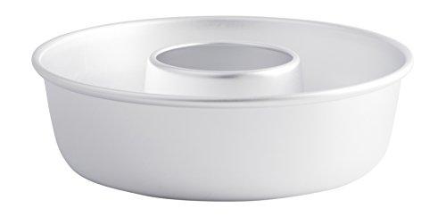 Ottinetti Savarin Mold, 22cm/8.7'', Silver by Ottinetti