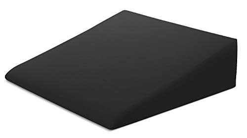 Xtreme Comforts Hypoallergenic Memory Foam Bed Wedge Microfiber Cover Designed to Fit Our (27 'x 25
