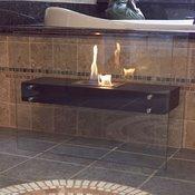 Nu Flame La Strada Ethanol Floor Bio Fireplace