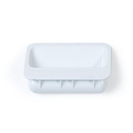 (Frigidaire 131789400 Laundry Center Dryer Door Handle (White) Genuine Original Equipment Manufacturer (OEM) Part for Frigidaire, Kenmore, White-Westinghouse, Crosley, Universal/Multiflex (Frigidaire))