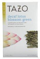 Tazo Decaf Lotus Blossom Green Tea -- 20 Tea Bags(Pack of 2)