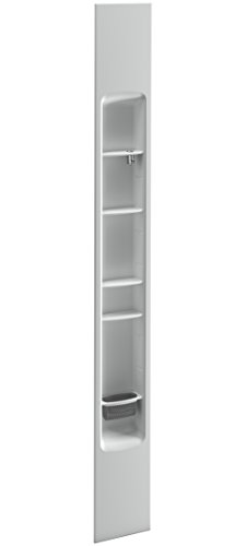 KOHLER K-97630-95 Choreograph Shower Locker Storage, 9