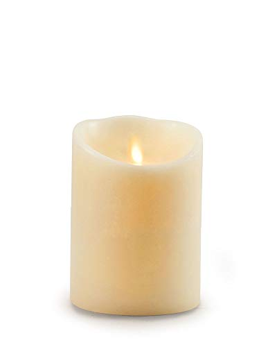 Pillar Candle Classic (Tree Classics Battery Operated Pillar Candle, Small, 5