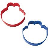 Wilton Sesame Street Cookie Cutter Set, Multicolored, small -