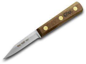 CASE XX Household Cutlery Kitchen Walnut Wood Clip Point Paring Knife Knives