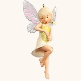 (Hallmark Lily Fairy 4th In Series 2008 Keepsake Ornament )