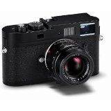 Leica 10760 M Monochrom 18MP Mirrorless Digital Camera with 2 5-Inch TFT LCD- Body Only (Black)