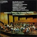 Members the Israel Philharmonic Orchestra (Creston: Chant of 1942; Hovhaness: Celestial Fantasy; Dello Joio: Air for Strings, etc.)
