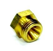 Whirlpool Part Number 234868: Orifice. Burner (Type 4 (Propane))