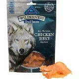 Blue Buffalo Wilderness Chicken Dog Jerky Treats. Non-artificial, Protein-packed Pet Supplies / Shops For Sale