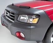 OEM Subaru Impreza Full Front Nose Mask Bra Black - Subaru Impreza Car Bra
