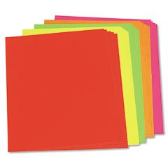 PAC104234 - PEACOCK NEON 25 SHT POSTER BOARDS