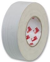 Waterproof Matte Gaffer Tape - White