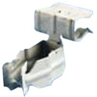 ERICO - CADDY FASTENERS CAD 16-P-2-4-SM 1-IN PUSH-IN CLIP