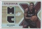 Mario Chalmers (Basketball Card) 2008-09 SPx - Freshman Orientation Jerseys #FO-MC