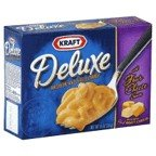 Kraft Macaroni & Cheese Deluxe Four Cheese 14OZ (Pack of 24) by Kraft