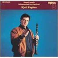 Solo Sonatas for Clarinet