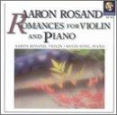 Plays Romances for Violin & Piano