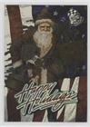 Santa Claus (Trading Card) 2002 Press Pass Season's Greetings - [Base] #SG 2