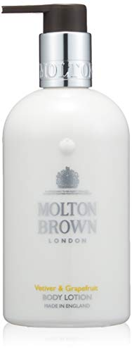 (Molton Brown Body Lotion, Vetiver & Grapefruit, 10 oz.)