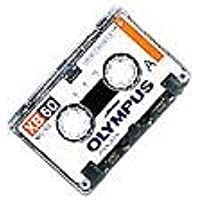 Olympus XB60 Microcassette Tape, Single Cassette