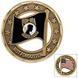 (POW MIA You Are Not Forgotten Challenge Coin)