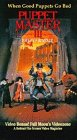Puppet Master 3:Toulons Revenge [VHS]