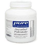 Чистая инкапсуляции Аскорбилпальмитат 500 мг 180 Vcaps