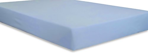 Cotton Sateen Queen Fitted Sheet