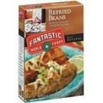 Fantastic Foods Refried Pinto Beans 3 Pack of 3.3 LB Boxes (10 lbs total)