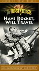 Have Rocket, Will Travel (The Three Stooges) [VHS]